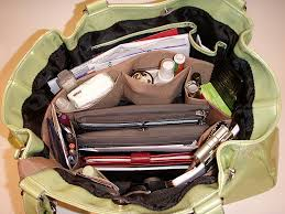 purse organization how best to organize your bag miss a