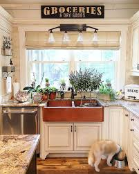 meg u0027s kitchen decor style is simply fab love that pup too thx