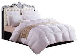 Comforter Thread Count Luxurious Hungarian Goose Down Comforter 800 Thread Count 750fp
