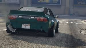 nissan 180sx modified nissan 180sx type x add on tuning nfs2015 gta5 mods com