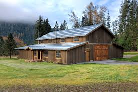 Wood House Plans by Barn Siding Pole Barn House Plans Exterior Rustic With Dark Wood