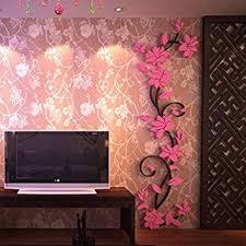 buy generic removable rose flower vinyl wall sticker decal art