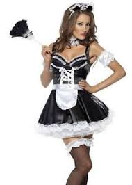 d馮uisement femme de chambre déguisement costume bonne femme menage serveuse soubrette robe