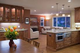 Gold Kitchen Cabinets - granite new venetian gold kitchen traditional with countertops