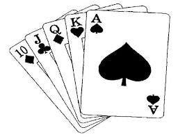 math with a deck of cards clip library