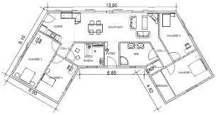 modele maison plain pied 4 chambres modele maison violine becokit maisons ossature bois