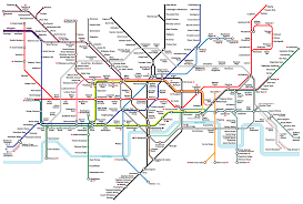 Green Line Boston Map by How To Ruin A Design Classic The New London Underground Tube Map