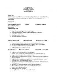 Job Description Call Center Job Description Of A Phlebotomist On Resume Resume For Your Job