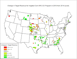 Counties In Colorado Map by Agricultural Economic Insights How Did Your County Do Changes In