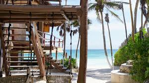 beach houses casa ganesh tulum mexico