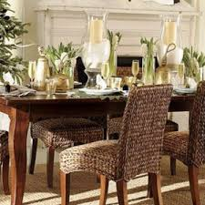 Rattan Dining Room Chairs Dining Room Brown Height Back Chair Rattan Dining Chairs For