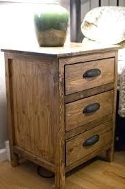 mango wood nightstand image 1 lamps modern u2013 fonsite site