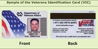 get a veterans identification card va id card eligibility