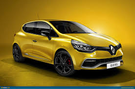 renault paris ausmotive com paris 2012 renault clio rs 200 edc