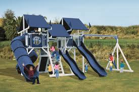 sk 4 mountain climber quality kids backyard playset swing kingdom