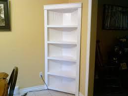 corner bookshelf plans corner shelf do it yourself home projects