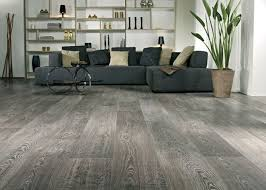 living room with gray laminate flooring and floors balterio