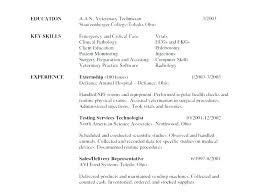 tech resume template resume for vet tech vet tech resume sles resume templates