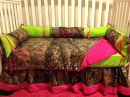 Pink Camo Crib Bedding Sets Pink Camo Crib Bedding