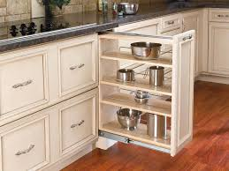 Pull Out Drawers In Kitchen Cabinets Pull Out Kitchen Drawers 107 Stunning Decor With Pull Out Kitchen