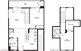 2 bedroom with loft house plans house plans with 2 bedroom loft house scheme