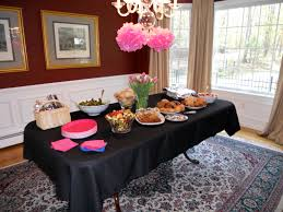 bridal shower ideas atlanta wedding shower decoration ideas for