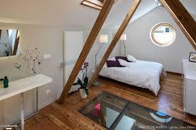 decoration chambre comble avec mur incliné decoration chambre comble avec mur incliné et chambre sous les