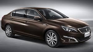 auto peugeot peugeot 408 sedan revealed debuts at auto china