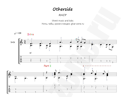 cara membuat kartu kuning di lung rhcp otherside tabs and sheet music guitar tabs by eiro nareth