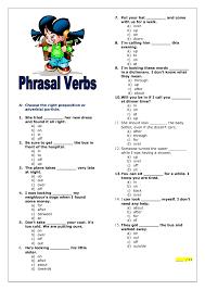 verbs elementary worksheet