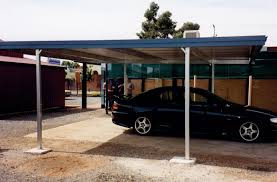 double carport carport flatroof