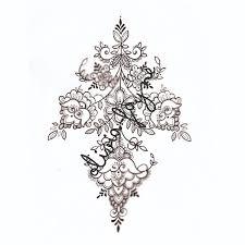 desert rose u2014 olivia fayne tattoo design