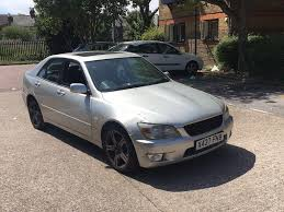 lexus is200 year 2000 lexus is200 start and drive like audi bmw drift export vauxhall