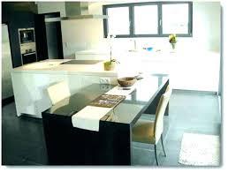 plan de cuisine avec ilot central ilot central cuisine avec table cuisine avec snack bar modele de