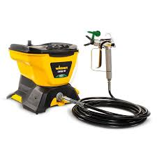 can you use a paint sprayer to paint kitchen cabinets wagner pro 130 electric stationary airless paint sprayer