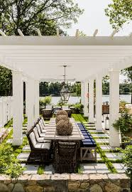 brookes and hill custom builders tucked away outdoor patio