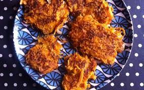 cuisiner patate douce poele recette galettes de patates douces économique cuisine étudiant