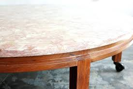 victorian marble top end table antique marble top coffee table vintage pink marble walnut coffee