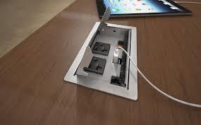 Small Desk Grommet by Power Grommets Hi5 Furniture
