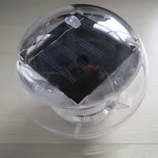 Floating Solar Pond Lights - online get cheap led water swimming pool floating ball light