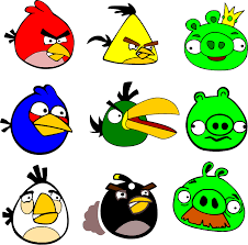 angry birds printables angry bird games article share