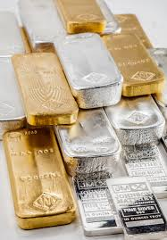 gold and silver gain after pre qe smackdown in prices by the