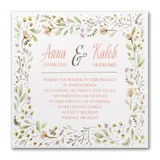 thermography wedding invitations picking posies invitation thermography wedding invitations