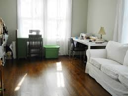 Decorating With Gray by Painting Check Living Well On The Cheap