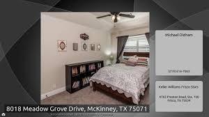 8018 meadow grove drive mckinney tx 75071 youtube