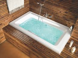 Veranda Vinyl Wainscot Bathtubs With Wood Surrounds Best Bathtub Design 2017