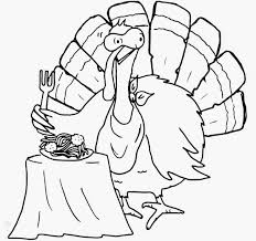 Funny Thanksgiving Coloring Pages Coloring Pages Turkey Coloring Pages Free And Printable