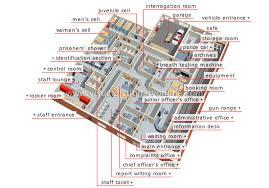 Police Station Floor Plan Society Safety Crime Prevention Police Station Image