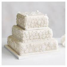 cake tiers blossom 3 tier ivory wedding cake golden sponge all tiers
