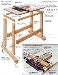 diy router table top building router table woodarchivist
